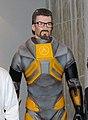 Gordon Freeman Valve tour (3081456238) (cropped).jpg