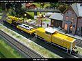 Gottwald Railway Telescopic Crane GS 100.06T DB Bahnbau Kibri 16000 Modelismo Ferroviario Model Trains Modelleisenbahn modelisme ferroviaire ferromodelismo (14420061565).jpg