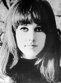 Grace Slick ca. 1967