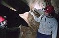Grafitis en el interior de la cueva del Reguerillo (diciembre de 2005).jpg