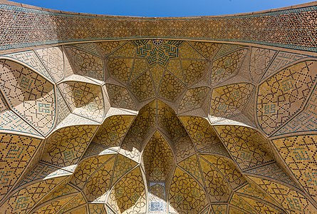 Jameh Mosque of Isfahan, Isfahan, Iran