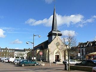 Grandvilliers, Oise Commune in Hauts-de-France, France
