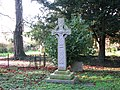 Grave in St Peter's churchyard - geograph.org.uk - 1606697.jpg