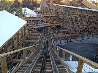 Gold Striker - Image: Great America 26 2013 07 15