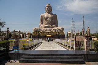 Buddhist pilgrimage sites in India