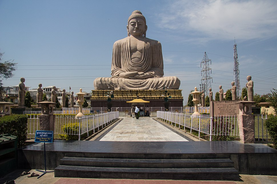 Great Buddha Statue, Bodh Gaya