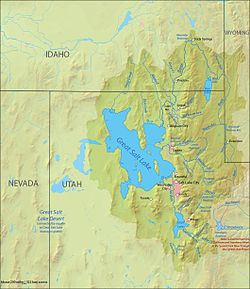 Great Salt Lake Watershed 16020310 Surf Your Watershed US EPA