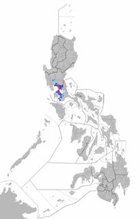 Greater Manila Area