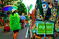 Green Party rickshaw (2624588247).jpg