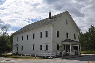 Former Greenwood Town Hall
