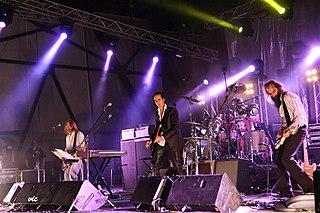 Grinderman band