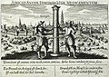 Groningen - Eberhard Kieser Kupferstich c. 1623.jpg