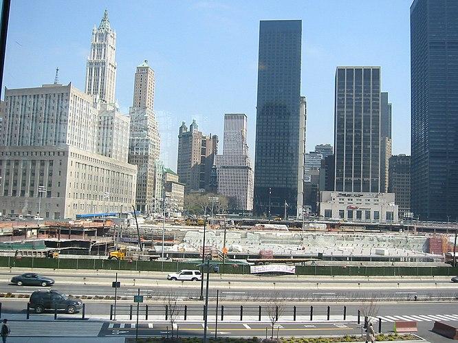 Five World Trade Center