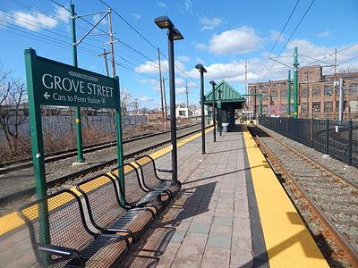 Grove Street station (Newark Light Rail)
