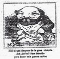 Guerra del pacífico 1879-1884 Caricatura 32.jpg