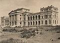 Guilherme Gaensly - Edifício-monumento do Ipiranga- Fachada e Lateral Direita., Acervo do Museu Paulista da USP (cropped).jpg