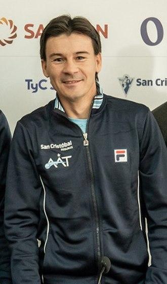 Guillermo Coria - Image: Guillermo Coria 2018 (cropped)