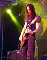 Guitarist Nuno Bettencourt at South Park Festival in Tampere, Finland, June 2015 photo 03.jpg