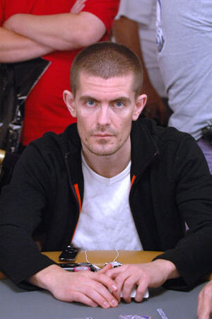 Gus Hansen - Hansen at the 2006 World Series of Poker