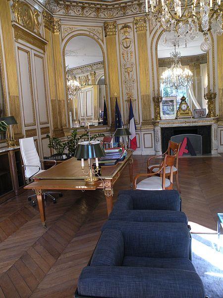 file h tel du ch telet bureau du ministre 1 jpg wikimedia commons. Black Bedroom Furniture Sets. Home Design Ideas