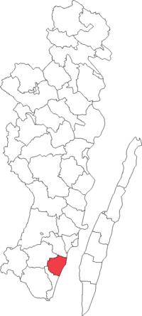 Södermöre landskommune i Kalmar amt