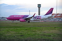 HA-LWV - A320 - Wizz Air