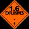 Class 1.6: Explosives