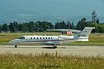 HB-VDW LearJet 45 LJ45 - FPG (27630779571).jpg