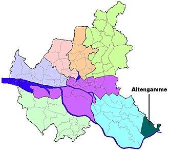 Altengamme - Image: HH Altengamme quarter