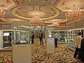 HK 港島香格里拉酒店 Island Shangri-la Hotel interior Bonhams Auction preview exhibition hall 24-Nov-2013.JPG
