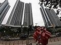 HK SSP 深水埗 Sham Shui Po 通州街 Tung Chau Street 榮昌邨 Wing Cheong Estate 富昌邨 Fu Cheong Estate red sign Housing Authority December 2020 SS2 01.jpg