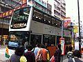 HK Sai Ying Pun Queen's Road West NWFBus stop 905 18 113 811 CityBus 1 5B signs April-2012.jpg