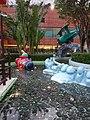 HK Shatin 史諾比開心世界 Snoopy's World Canal water pool May-2016 DSC.JPG