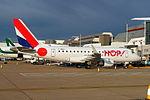 HOP!, Embraer ERJ-170, F-HBXJ - LHR (19040289390).jpg