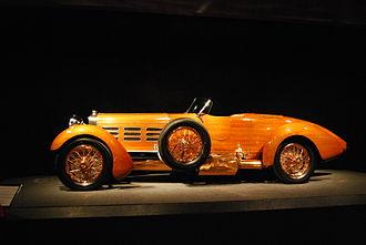 Tulipwood - Hispano-Suiza H6 1924 Tulipwood