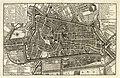 HUA-214026-Plattegrond van de stad Utrecht met directe omgeving met stratenplan wegen en watergangen en gearceerde en gestileerde weergave ged van de bebouwing t.jpg