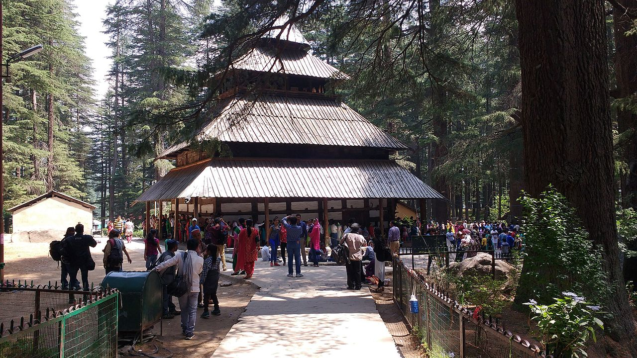 Image result for hadimba temple