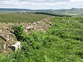 Hadrian's Wall west of Milecastle 44 - geograph.org.uk - 1459740.jpg