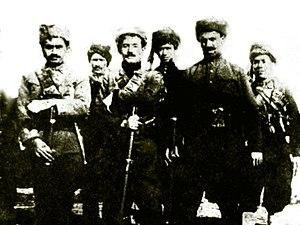 Republic of Ararat - Image: Halis Ihsan Nuri Ferzende