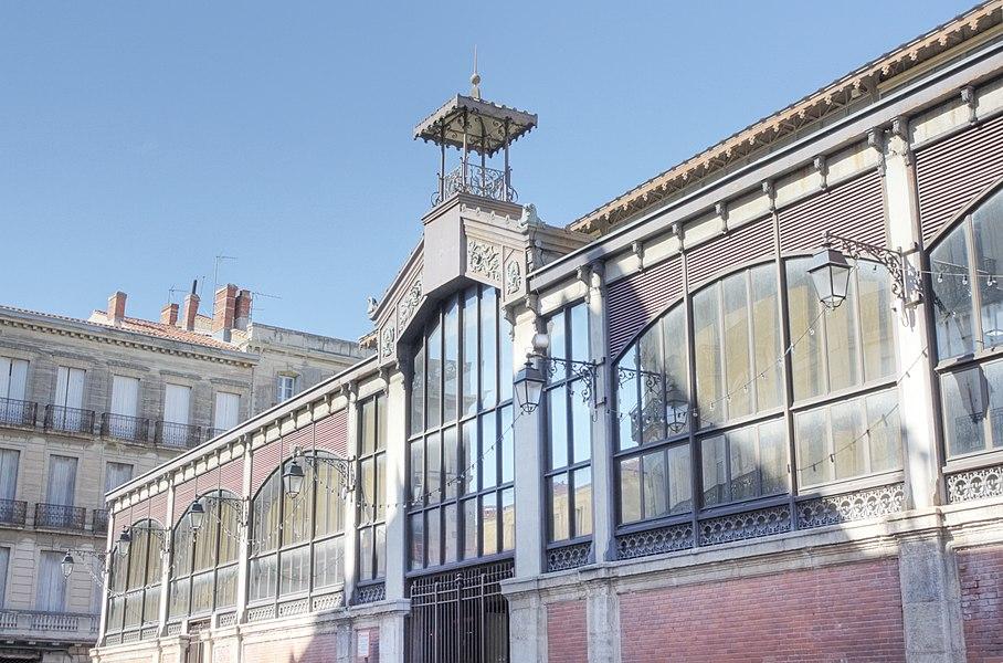 Béziers (Hérault) - halles