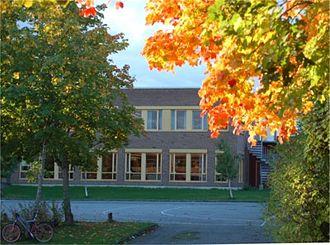 Byåsen - Hallset School