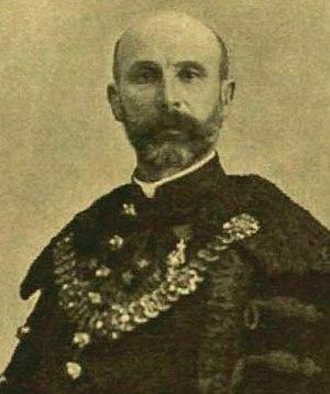 Mayor of Budapest - Image: Halmos János Erdélyi (crop)