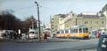 Haltestellen am Blumauerplatz 1992.png