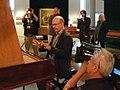 Hamburg, Museum für Kunst und Gewerbe Wiki Loves Music Kuratorenführung Instrument zwei.jpg