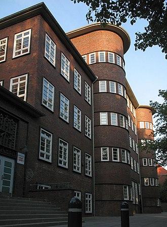 Hamburg-Nord - Helmuth Hübener school