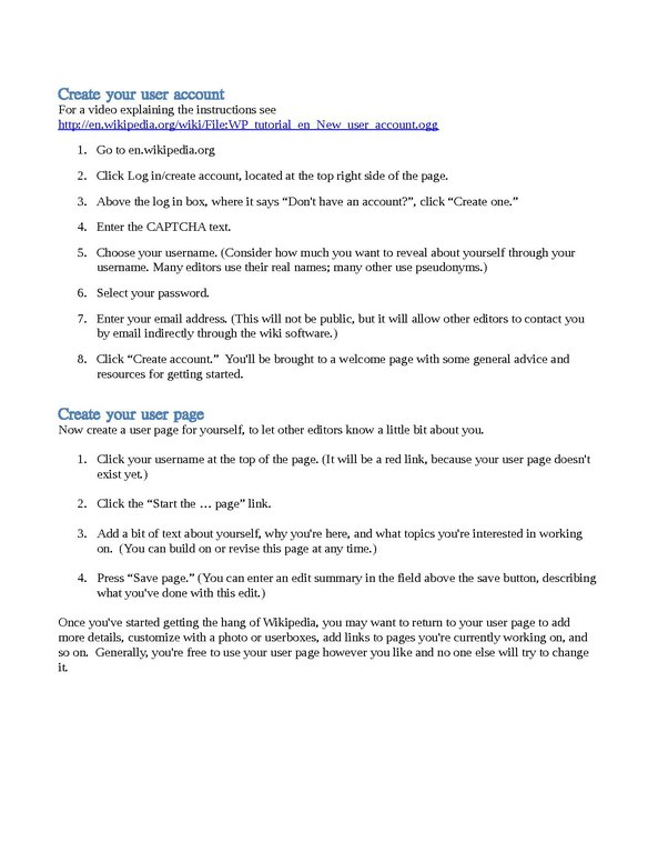 File:Handout - Create an account and a user page pdf - Wikimedia Commons