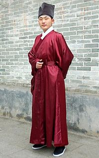 Daopao Traditional Chinese attire for men