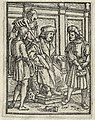 Hans Holbein - The Dance of Death- The Canon or Prebendary; The Judge - 1922.505 - Cleveland Museum of Art.jpg
