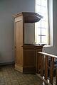 Hans Tausens Kirke Copenhagen pulpit2.jpg