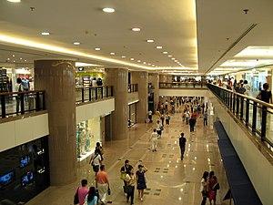 The Gateway, Hong Kong - The Gateway Shopping Arcade